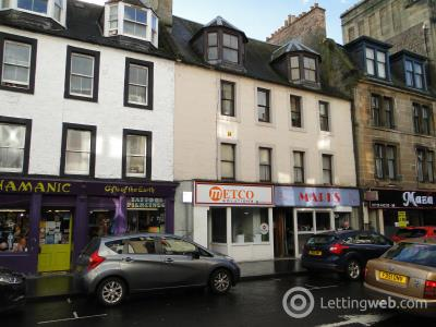 Property to rent in 216C High Street, Perth, PH1 5PA