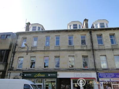 Property to rent in 17E South Methven Street, Perth PH1 5PE