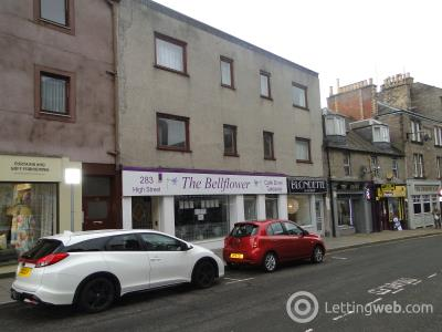 Property to rent in 285D High Street, Perth, PH1 5QN