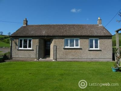 Property to rent in Bungalow, Cherrytrees Estate, Nr Yetholm