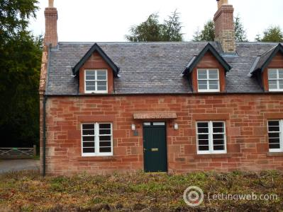 Property to rent in Rose Cottage West, Marchmont Estate, Greenlaw