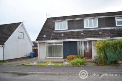 Property to rent in Ormond Court, Larbert
