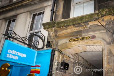 Property to rent in Borthwicks Close, High Street, Edinburgh, EH1