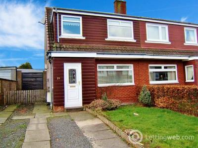 Property to rent in Kepscaith Crescent, Whitburn, EH47