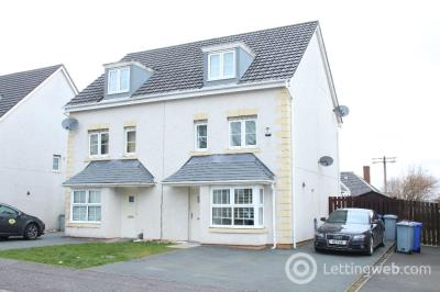 Property to rent in Hawthorn Avenue , Cambuslang, Glasgow, G72 7AE
