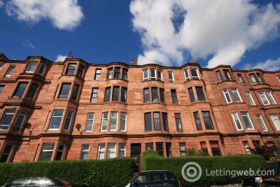 Property to rent in Thornwood Terrace, Thornwood, Glasgow, G11 7QZ