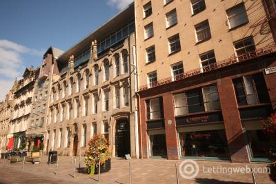 Property to rent in Brunswick Street, Merchant City, Glasgow, G1 1TF