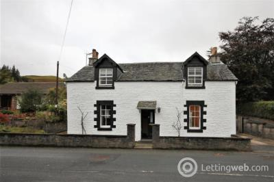 Property to rent in Rose Cottage, Main Street, Fintry