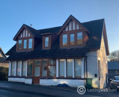 Property to rent in Glasgow Road, BLanefield