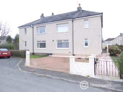 Property to rent in Cluny Drive, Paisley, Renfrewshire, PA3 4TR