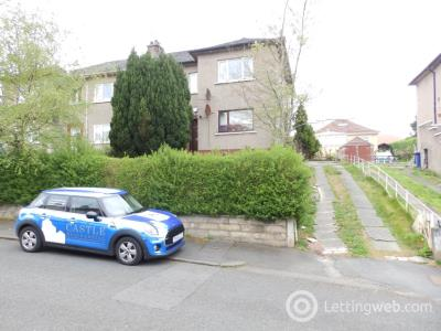 Property to rent in Morven Avenue, Paisley, Renfrewshire, PA2 8DR