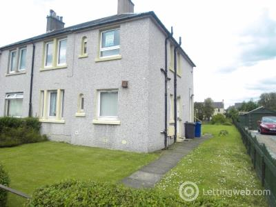 Property to rent in Ladeside Drive, Johnstone, Renfrewshire, PA5 8RG