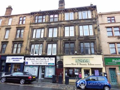 Property to rent in Moss Street, Paisley, Renfrewshire, PA1 1DL