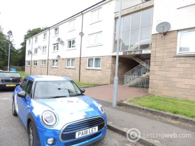 Property to rent in Woodside Crescent, Paisley, Renfrewshire, PA1 2NE