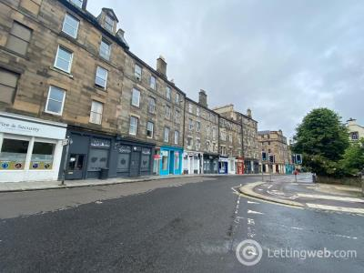 Property to rent in St Leonards Street, Newington, Edinburgh, EH8 9QY