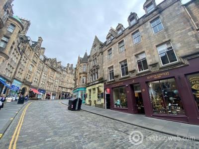 Property to rent in Cockburn Street, Edinburgh, EH1 1PB