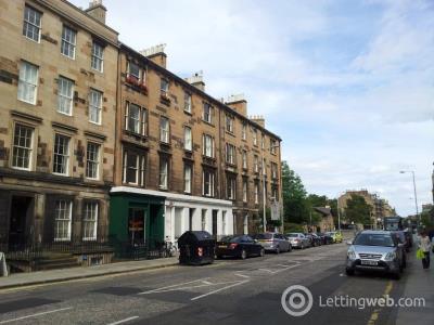 Property to rent in Henderson Row, Stockbridge (EH3)