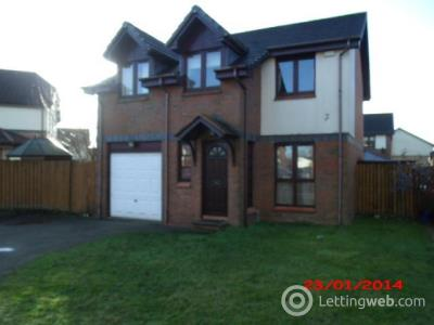 Property to rent in Cawder View, Cumbernauld