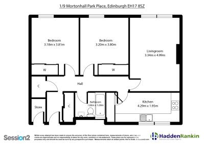 Property to rent in Mortonhall Park Place
