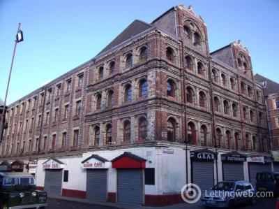 Property to rent in Flat 12, 23 Gibson Street, Gallowgate, G40 2SN