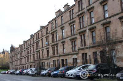 Property to rent in 2.2, 12 Blantyre Street, Glasgow, G3 8AP