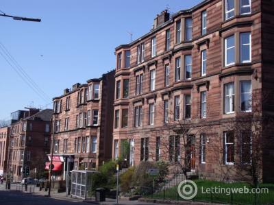 Property to rent in 1.2, 84 Clarence Drive, Glasgow, G12 9RN