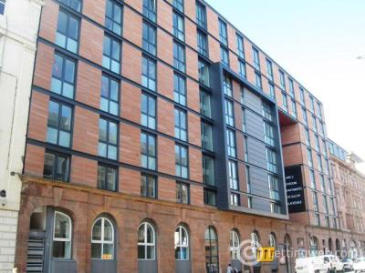 Property to rent in Fusion Building, Oswald Street, City Centre - Available 30th September 2016 - BOOKINGS FULL