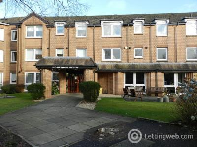 Property to rent in Homeshaw House, Broomhill Gardens, Newton Mearns, Glasgow - RETIREMENT FLAT -  Available 28th April!