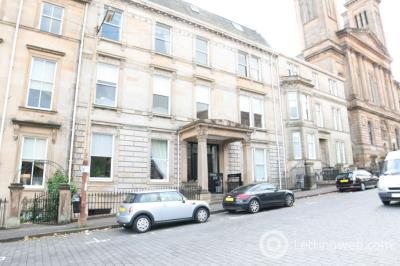 Property to rent in Lynedoch Street, Glasgow - Available 3rd November 2017