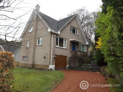 Property to rent in Greenwood Drive, Bearsden - Available 10th July 2018!!