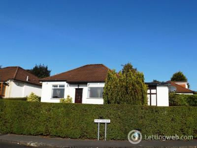 Property to rent in First Avenue, Bearsden - Available 16th May 2018!!   - No Pets!!!