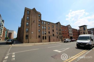 Property to rent in Albion Gate, Merchant City, Glasgow, G1 1HE