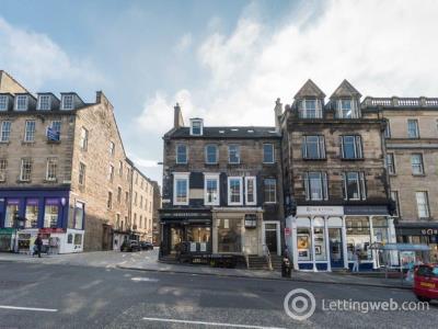 Property to rent in Hanover Street, City Centre, Edinburgh