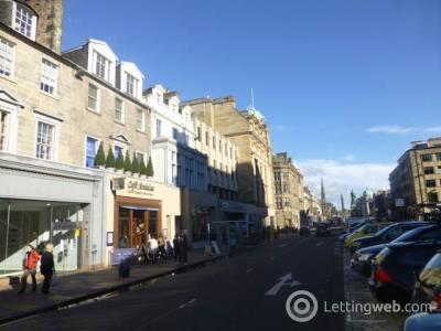 Property to rent in George Street, Edinburgh,