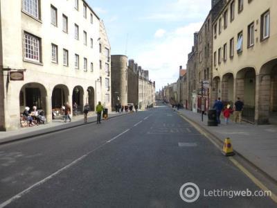Property to rent in Canongate, Edinburgh,