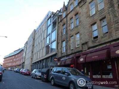Property to rent in Lady Lawson Street, Edinburgh,