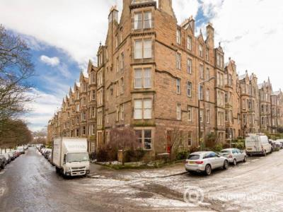 Property to rent in Warrender Park Terrace, Marchmont, Edinburgh
