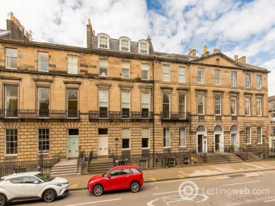 Property to rent in Heriot Row - Basement Level, New Town, Edinburgh