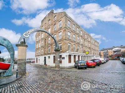 Property to rent in Dock Place, The Shore, Edinburgh