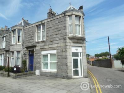 Property to rent in Whitehall Road, Aberdeen, AB25