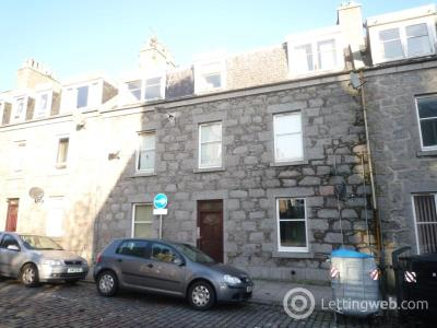 Property to rent in Richmond Street, Ground Right, AB25