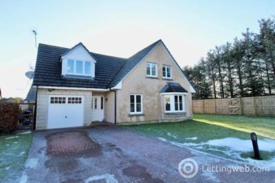Property to rent in Bennachie Gardens, Sauchen, Aberdeenshire