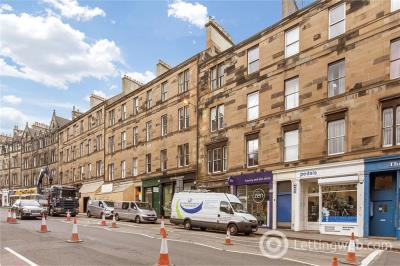 Property to rent in Bruntsfield Place, Bruntsfield, Edinburgh, EH10 4HN