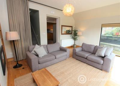 Property to rent in Polwarth Terrace, Polwarth, Edinburgh, EH11 1LX