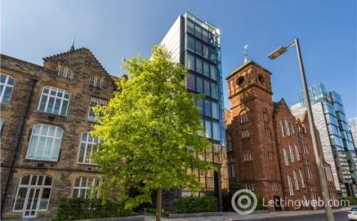 Property to rent in Simpson Loan, Meadows, Edinburgh, EH3 9GB