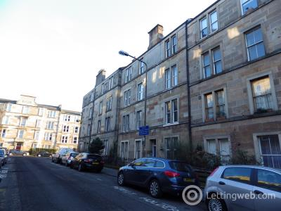 Property to rent in Caledonian Road, Dalry, Edinburgh
