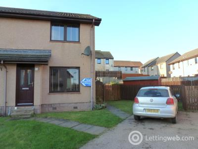 Property to rent in 13 Pettens Close Balmedie Aberdeen