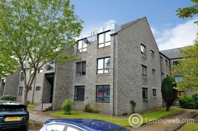 Property to rent in 13 Cromwell Court Forbesfield Road Aberdeen AB15 4WB