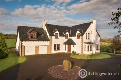 Property to rent in The Garron, Ardoch, Murthly, Perthshire, PH1 4HB