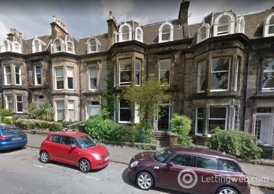 Property to rent in 3/2f Magdala Crescent, Edinburgh, EH12 5BE